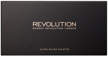 Makeup Revolution Ultra Bronze paleta pentru contur facial