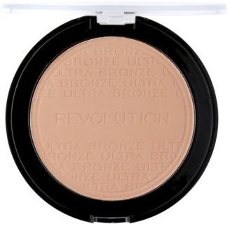 Makeup Revolution Ultra Bronze бронзер