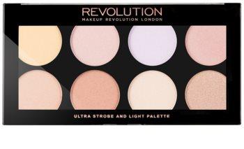 Makeup Revolution Ultra Strobe and Light IIluminating Palette
