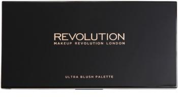 Makeup Revolution Ultra Blush палетка рум'ян