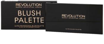 Makeup Revolution Ultra Blush palette di blush