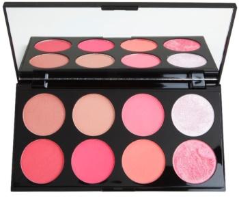 Makeup Revolution Ultra Blush paleta rumenila