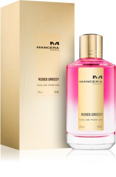 Mancera Roses Greedy eau de parfum mixte 120 ml