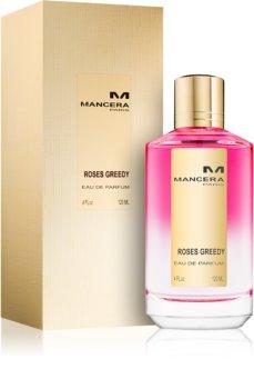 Mancera Roses Greedy parfémovaná voda unisex 120 ml