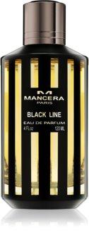 Mancera Black Line Eau de Parfum unissexo 120 ml