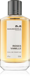 Mancera Roses Vanille eau de parfum hölgyeknek 120 ml