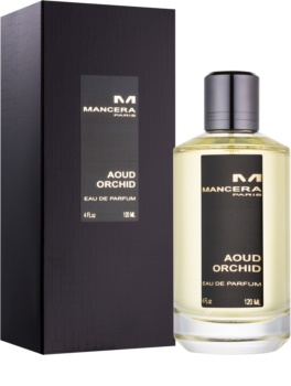 Mancera Aoud Orchid Parfumovaná voda unisex 120 ml