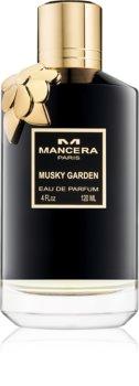 Mancera Musky Garden Eau de Parfum voor Vrouwen