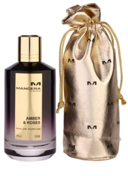 Mancera Amber & Roses Parfumovaná voda unisex 120 ml