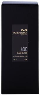 Mancera Aoud Blue Notes eau de parfum unisex 120 ml