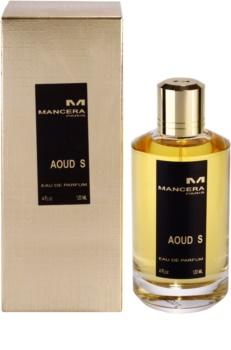 Mancera Aoud S Eau de Parfum for Women 120 ml
