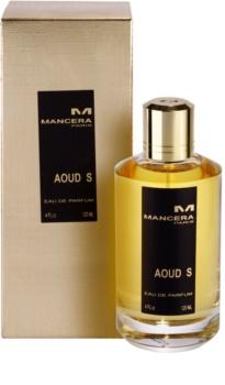 Mancera Aoud S Eau de Parfum voor Vrouwen  120 ml