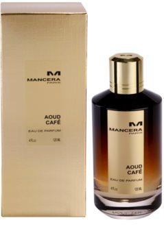 Mancera Aoud Café Eau de Parfum Unisex 120 ml
