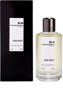 Mancera Aoud Violet eau de parfum nőknek 120 ml