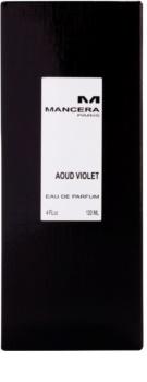 Mancera Aoud Violet eau de parfum para mujer 120 ml
