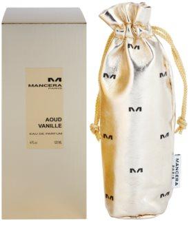 Mancera Dark Desire Aoud Vanille Eau de Parfum unissexo 120 ml