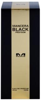 Mancera Intense Black Black Prestigium Parfumovaná voda unisex 120 ml