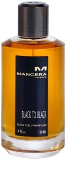 Mancera Black To Black eau de parfum unissexo