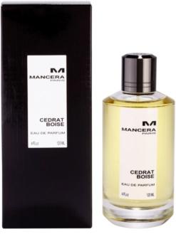 Mancera Cedrat Boise Eau de Parfum unisex 120 ml