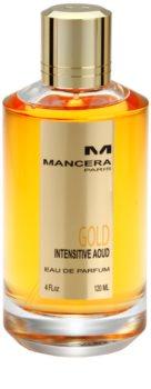 Mancera Gold Intensive Aoud eau de parfum unisex 120 ml
