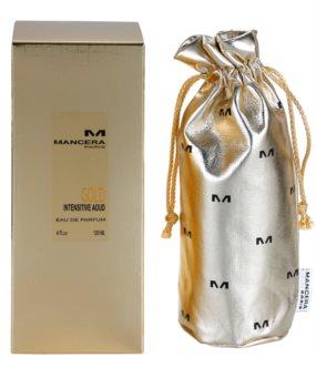 Mancera Gold Intensive Aoud Parfumovaná voda unisex 120 ml