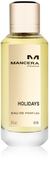 Mancera Holidays Eau de Parfum unisex 60 ml