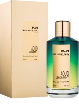 Mancera Aoud Lemon Mint parfémovaná voda unisex 120 ml