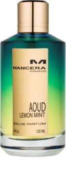 Mancera Aoud Lemon Mint Eau de Parfum unisex 120 ml