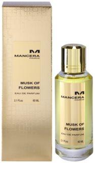 Mancera Musk of Flowers eau de parfum para mujer 60 ml