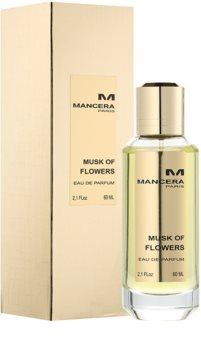Mancera Musk of Flowers eau de parfum teszter nőknek 60 ml
