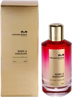 Mancera Greedy Pink Roses and Chocolate parfémovaná voda unisex 120 ml