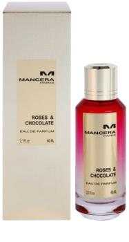 Mancera Greedy Pink Roses and Chocolate Eau de Parfum unissexo 60 ml