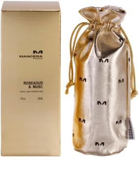 Mancera Roseaoud & Musc parfémovaná voda unisex 120 ml