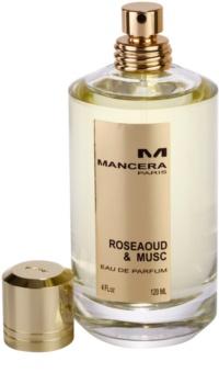 Mancera Roseaoud & Musc woda perfumowana unisex 120 ml