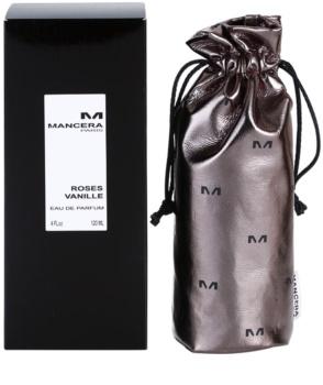 Mancera Roses Vanille eau de parfum pentru femei 120 ml