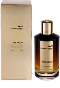 Mancera The Aoud eau de parfum unissexo 120 ml