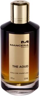 Mancera The Aoud Eau de Parfum unissexo 120 ml