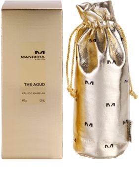 Mancera The Aoud Eau de Parfum unisex 120 ml