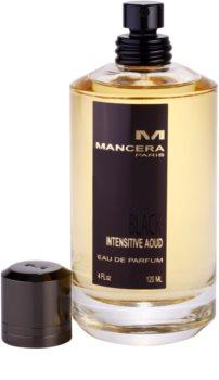 Mancera Black Intensitive Aoud parfémovaná voda unisex 120 ml