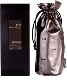 Mancera Black Intensitive Aoud parfumska voda uniseks 120 ml