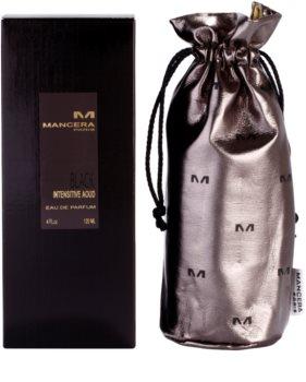 Mancera Black Intensitive Aoud woda perfumowana unisex 120 ml