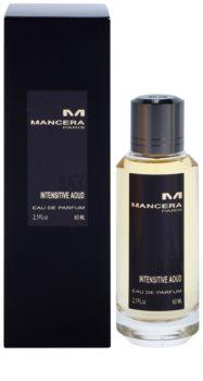 Mancera Black Intensitive Aoud parfumovaná voda unisex