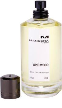 Mancera Wind Wood eau de parfum pentru barbati 120 ml