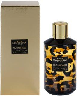 Mancera Wild Rose Aoud woda perfumowana unisex 120 ml