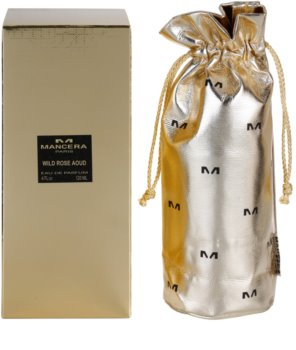 Mancera Wild Rose Aoud eau de parfum unisex 120 ml