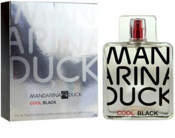 Mandarina Duck Cool Black toaletná voda pre mužov 100 ml