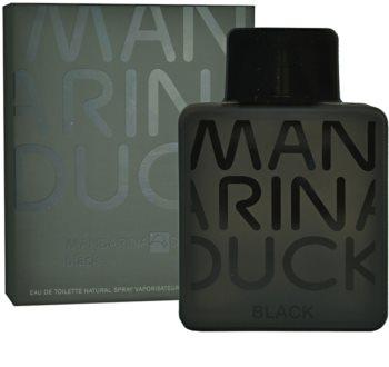 Mandarina Duck Black eau de toilette férfiaknak 100 ml