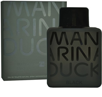 Mandarina Duck Black eau de toilette pentru barbati 100 ml