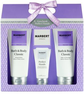 Marbert Bath & Body Classic coffret cadeau III.