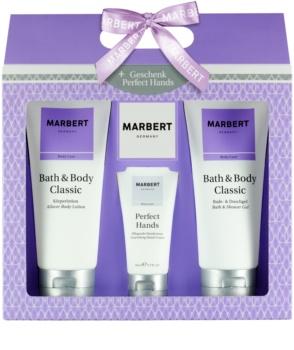 Marbert Bath & Body Classic darčeková sada III.